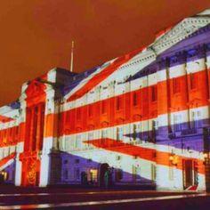 Rule Brittania!