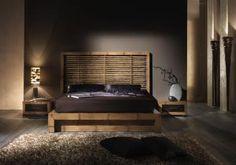 Essential Bed/Łóżko Essential z zabudową i schowkiem na pościel  (www.shamanica.pl)