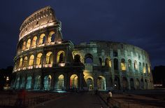 COLISEUM ROMA ITALY