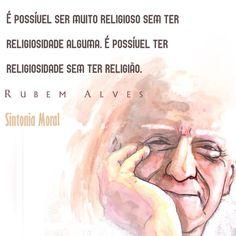 ✪sabedoria - Rubem Alves