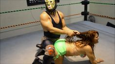 Women Defeated >>> Jezabel Romo vs El Cheetah