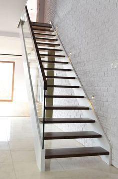Schody nowoczesne 13 - producent schodów drewnianych Schodo-System