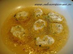 Chiftele din cartofi si ciuperci Cheeseburger Chowder, Soup, Ethnic Recipes, Soups