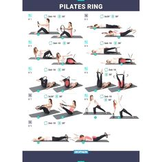 There are three basic types of reformers that you can purchase for using along with your Pilates workout:[wp_a Pilates Reformer, Pilates Barre, Pilates Studio, Pilates Ring Exercises, Pilates Workout Routine, Pilates Training, Magic Circle Pilates, Pilates Videos, Rings Workout