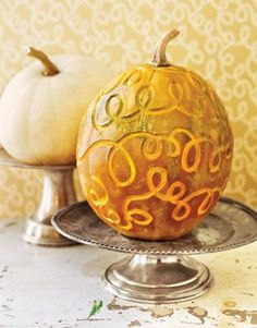 Cute decorating idea ~ from Simply Suzanne's AT HOME: September 2010
