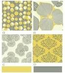 yellow and gray home decor - Bing Images