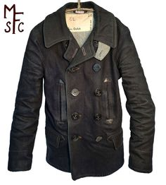 Midnight P Jacket by Mister Freedom #classic #wellmade #rugged #vintage