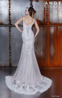 Wedding dress TIFFANI Wedding dresses by RaraAvisAngeEtoiles