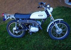 1969- Yamaha AT-1