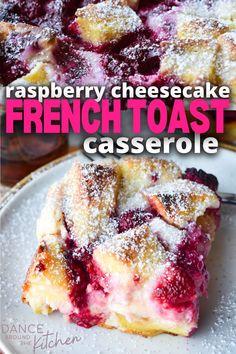 What's For Breakfast, Breakfast Items, Breakfast Dishes, Breakfast Recipes, Dessert Recipes, Yummy Breakfast Ideas, French Toast, Sweet Recipes, Fun Recipes