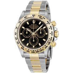 rolex-cosmograph-daytona-steel-and-18k-yellow-gold-oyster-men_s-watch-116503bkso.jpg (900×900)