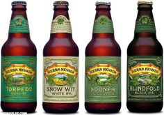 Sierra Nevada - novo pack 4 Way IPA | marketing de cervejas