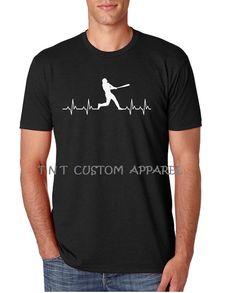 Heart Beat Baseball Shirt.Baseball Mom Shirt. Baseball Coach.Baseball Batter. Adult Baseball Shirt. Baseball Dad.Baseball Gift. Coach gifts