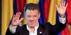 Presidente Santos obtiene premio Nobel de Paz 2016