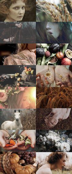 Greek Myths - Demeter Hera/ Persephone/ Athena/ Artemis/ Aphrodite/ Hestia/ Hecate/ Selene/ Eos/ Gaia/ Asteria Gods Series