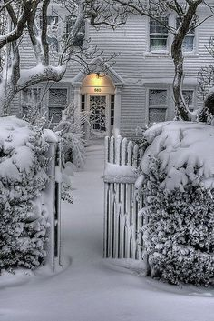 Winter can be beautiful.
