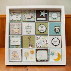 baby boy nursery gift idea