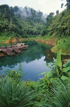Parque nacional Khao Sok, Tailandia