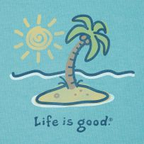 Palm Tree Island @ http://www.lifeisgood.com/shop/women/womens-shirts-life-is-good-tees/womens-tops,default,sc.html
