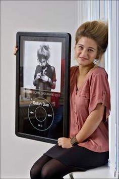 Selah Sue record de ventes pour son album éponyme #music #selahsue