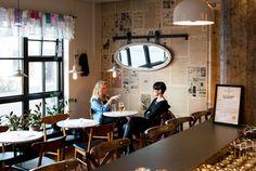 SNAPS Restaurant, Reykjavik, Iceland