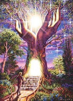 15 ideas tree of life artwork fantasy josephine wall Josephine Wall, Tree Of Life Artwork, Tree Art, Tree Of Life Painting, Buddha Painting, Nature Artwork, Nature Drawing, Image Mario, Mother Earth