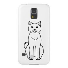 American Bobtail Cat Cartoon Cases For Galaxy S5