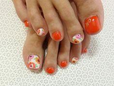 Stylish Pedicure Nail Art Designs for Summer 2012 - Nail styles and Nail Polish   Daily Nail