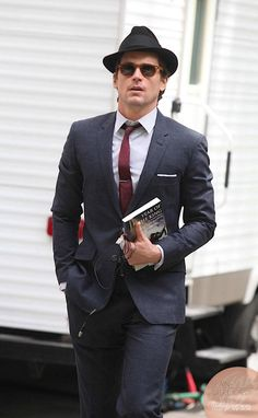 He could do a READ poster, that would be perfectly OK with me.