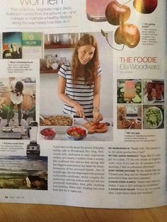Ella Woodward foodie, instagrams recipes, morning smoothies with spinach and cucumber bases