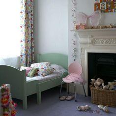Kinderzimmer Wohnideen Möbel Dekoration Decoration Living Idea Interiors home nursery - Moderne Mädchen Schlafzimmer