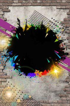 2019 的 Fashion Cool Bar Nightclub Background 主题 Rock Background, Love Background Images, Photo Background Images, Look Wallpaper, Black Background Wallpaper, Geometric Background, Flyer Poster, Arte Van Gogh, Abstract Iphone Wallpaper