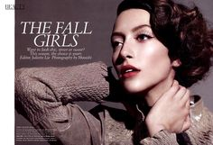 ru_glamour: Alana Zimmer, фотограф Mooishi для Flare (Canada) September 2006