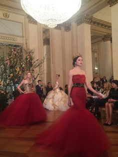 Dolce & Gabbana's Spectacular Ballet-Inspired Alta Moda Show