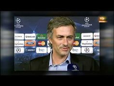 Mourinho con el barça en el corazon #Mourinho #Barça