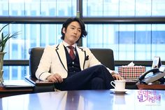 Jang Hyuk in Fated To Love You (Korean Drama)