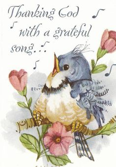 This x lithograph is based on an original watercolor by Carolyn Shores Wright. The image is one of many hummingbirds with flowers she has painted over the years. Bibel Journal, Praise And Worship, Praise God, Bible Art, Bird Prints, Vintage Cards, Bird Feathers, Belle Photo, Beautiful Birds