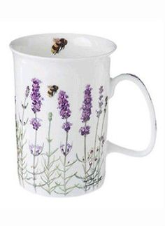 Ashdene-I-Love-Lavender-Bone-China-8-Oz-Mug-w-Charming-Bee-Inside-in-Gift-Box
