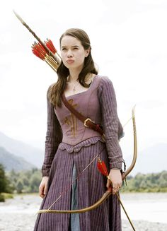 Susan Pevensie - Anna Popplewell in The Chronicles of Narnia: Prince Caspian…