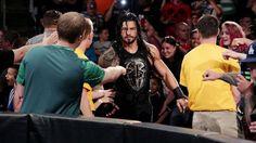 Seth Rollins vs. Roman Reigns: fotos | WWE.com
