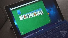 Microsoft is bringing Solitaire back to Windows 10