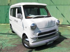 japanese Chevy Van--- this is kind of adorable