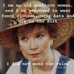 I am an old....