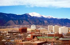 Colorado Springs and for local links