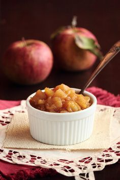 Grandma's Applesauce...This sounds just like the home made applesauce that MY Grammie made!