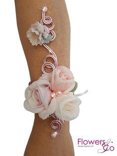 polscorsage met rozen