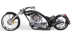 "Choppers Motorcycles | Cadillac-Inspired Chopper Featured on ""American Chopper"" : News ..."