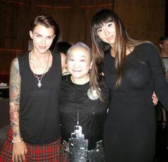Stella, Chang, and Flacca! #OITNB
