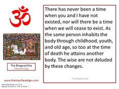 Gita on Death & Time...