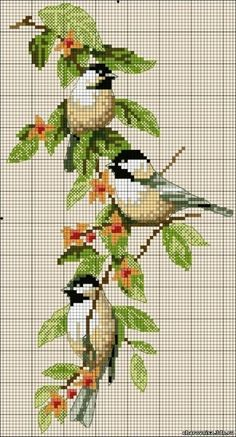 Thrilling Designing Your Own Cross Stitch Embroidery Patterns Ideas. Exhilarating Designing Your Own Cross Stitch Embroidery Patterns Ideas. Cross Stitch Bird, Cross Stitch Animals, Cross Stitch Charts, Cross Stitch Designs, Cross Stitching, Cross Stitch Embroidery, Embroidery Patterns, Hand Embroidery, Cross Stitch Patterns